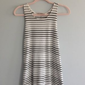 Philosophy striped dress
